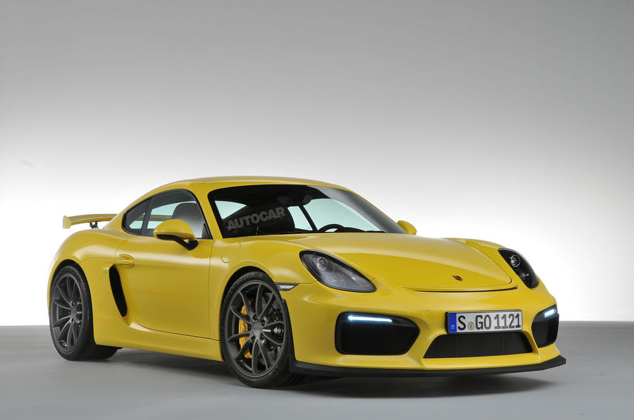 2015 porsche cayman gt4 unveiled. Black Bedroom Furniture Sets. Home Design Ideas
