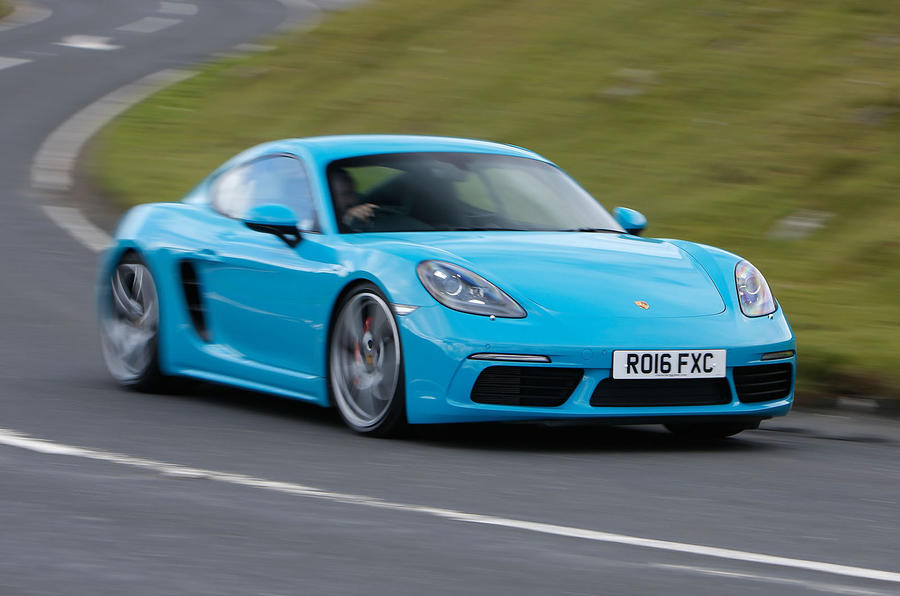 2016 porsche 718 cayman s review | autocar