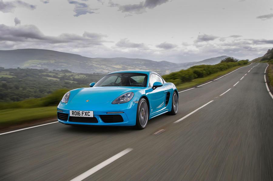 £48,874 Porsche 718 Cayman S