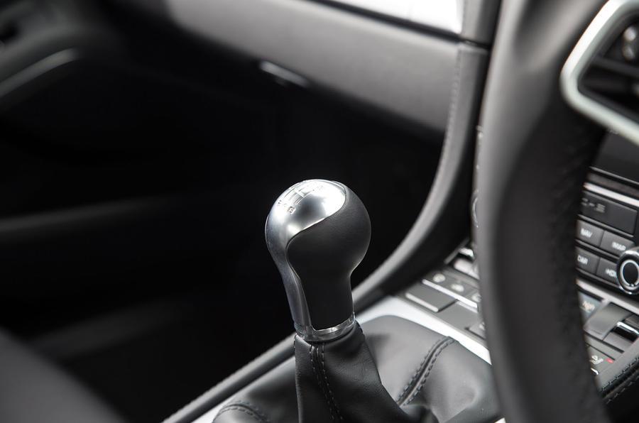 Porsche 718 Cayman S manual gearbox
