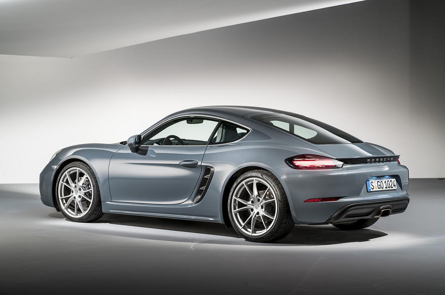 new porsche 718 cayman specifications and official video autocar. Black Bedroom Furniture Sets. Home Design Ideas