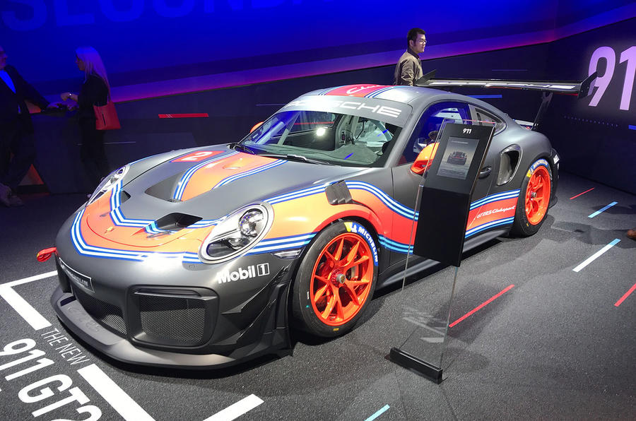 Porsche GT2 RS gets ultimate, track-only Clubsport edition
