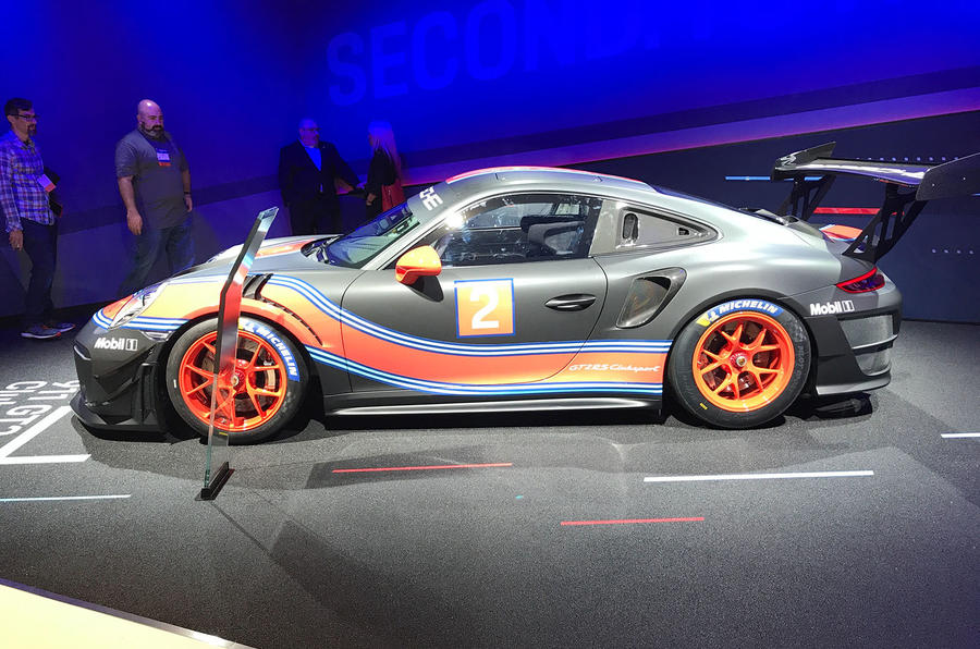 Porsche GT2 RS gets ultimate, track,only Clubsport edition
