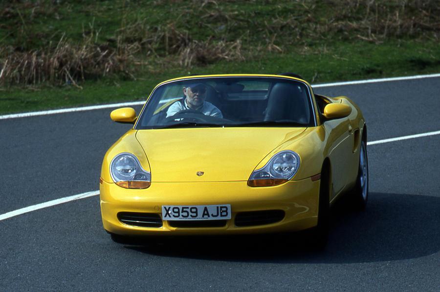 1997 986 Porsche Boxster