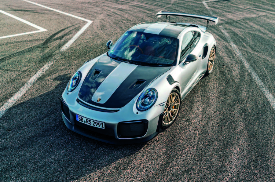 911 GT2 RS demand