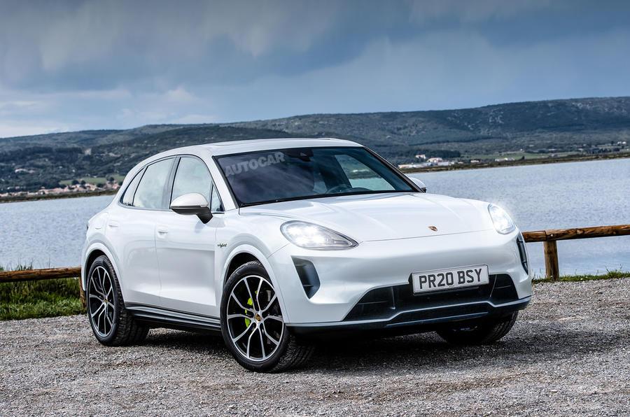 New Porsche Macan EV to get Taycan platform and tech