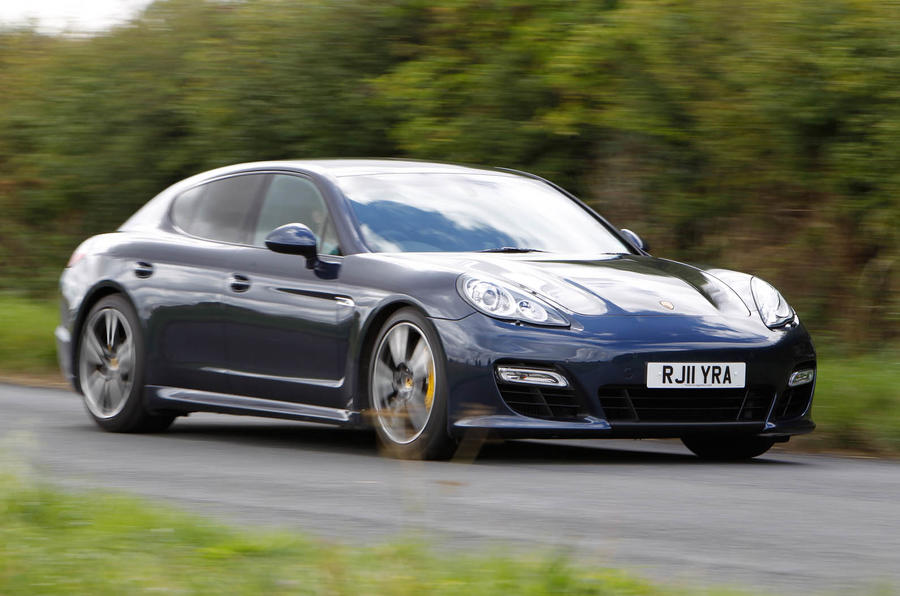 Used Car Buying Guide Porsche Panamera Autocar