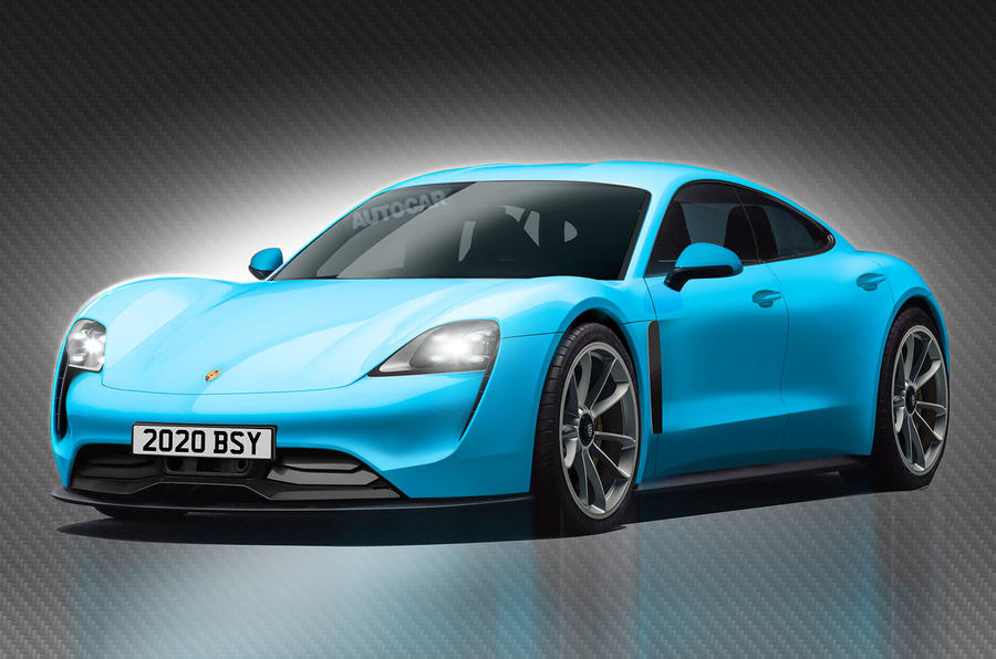 Is Porsche building a high performance hybrid 911?