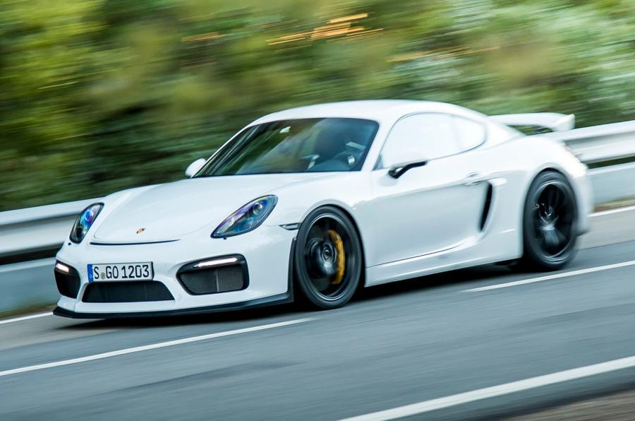 how the porsche cayman gt4 is inspiring the new 911 gt. Black Bedroom Furniture Sets. Home Design Ideas