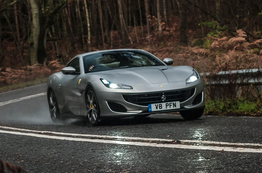 Ferrari Portofino 2019 UK review