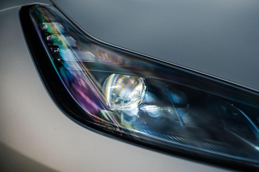 Ferrari Portofino 2018 headlight