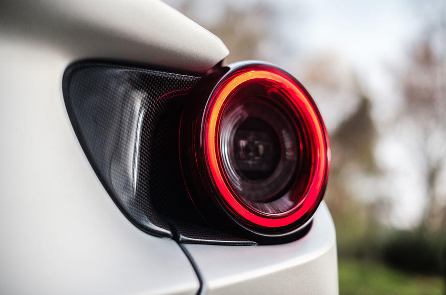 Ferrari Portofino 2018 tail light