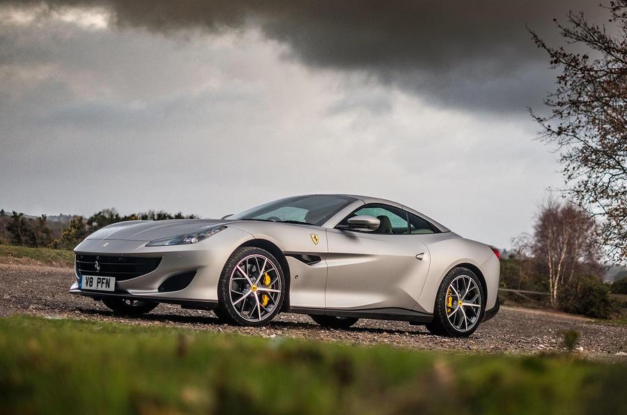 Ferrari Portofino 2018 static