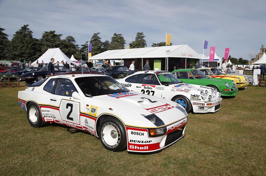 Porsche 924 Cerrera GTP