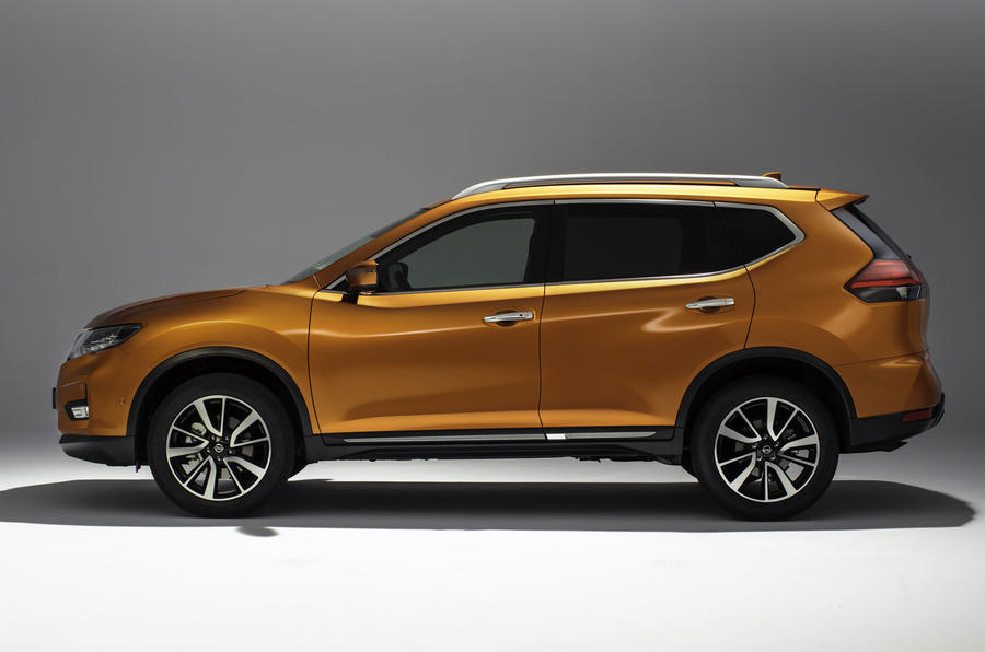 Updated Nissan X-Trail gets Propilot semi-autonomous technology | Autocar