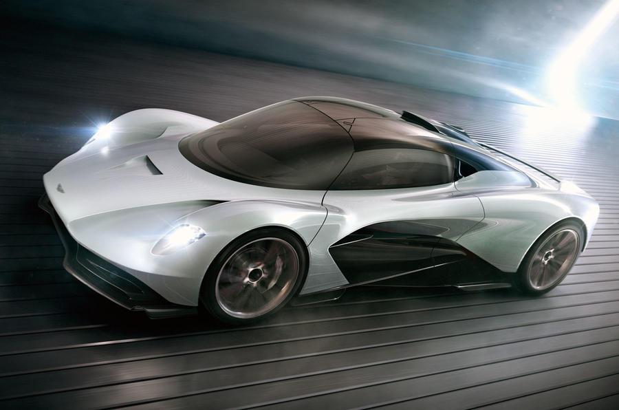 New Aston Martin Hypercar Supercars Gallery