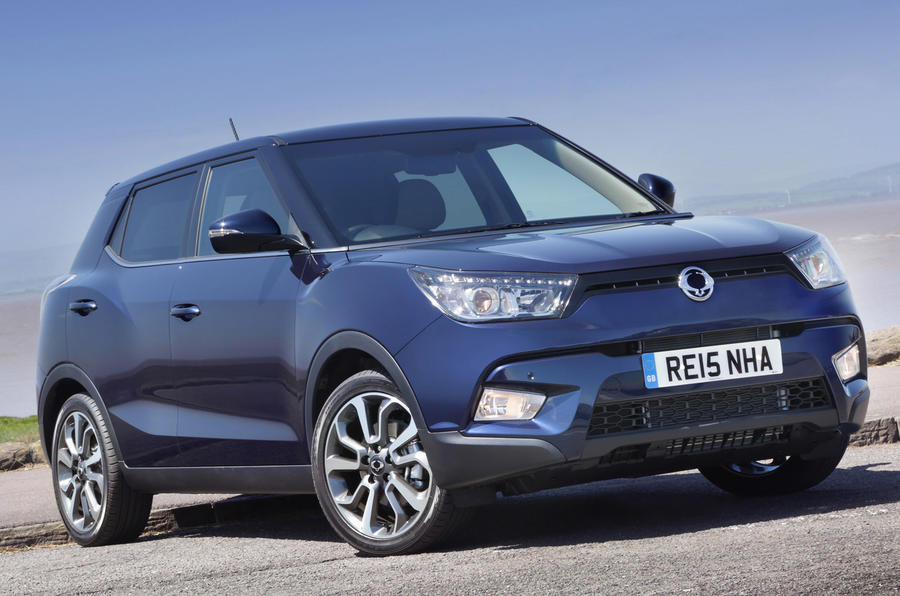 The Ssangyong Tivoli is intended to be different from its class rivals
