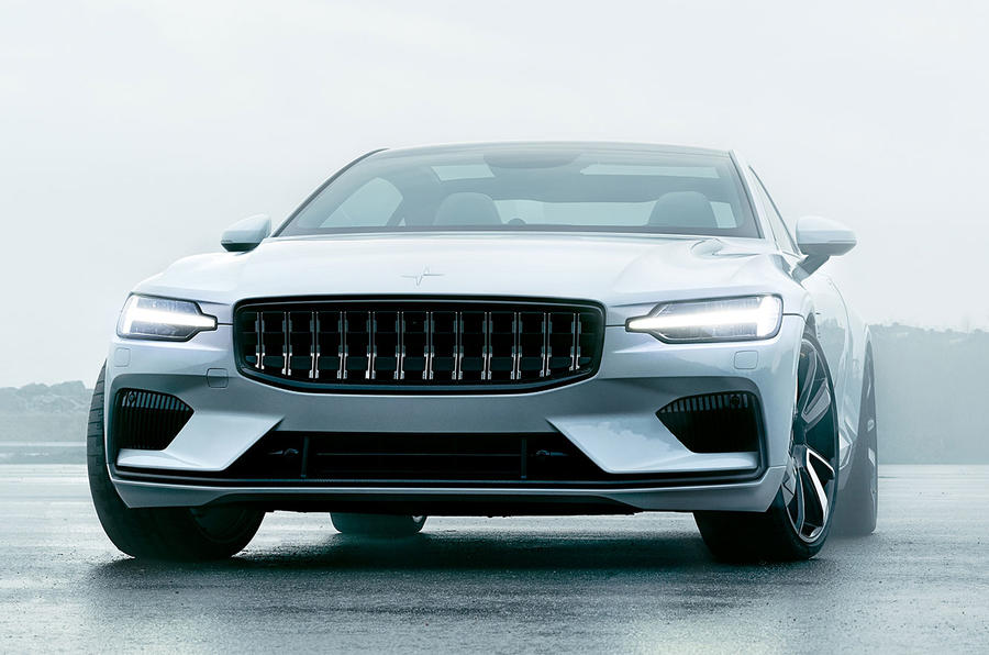 Polestar 1 coupé to be limited to 500 units per year