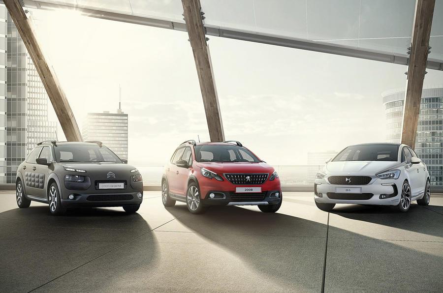 Peugeot Citroen DS