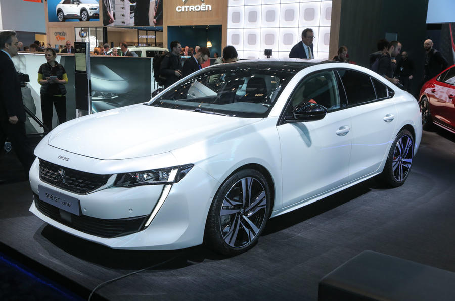 2018 Peugeot 508 Starts From 163 25 000 Autocar