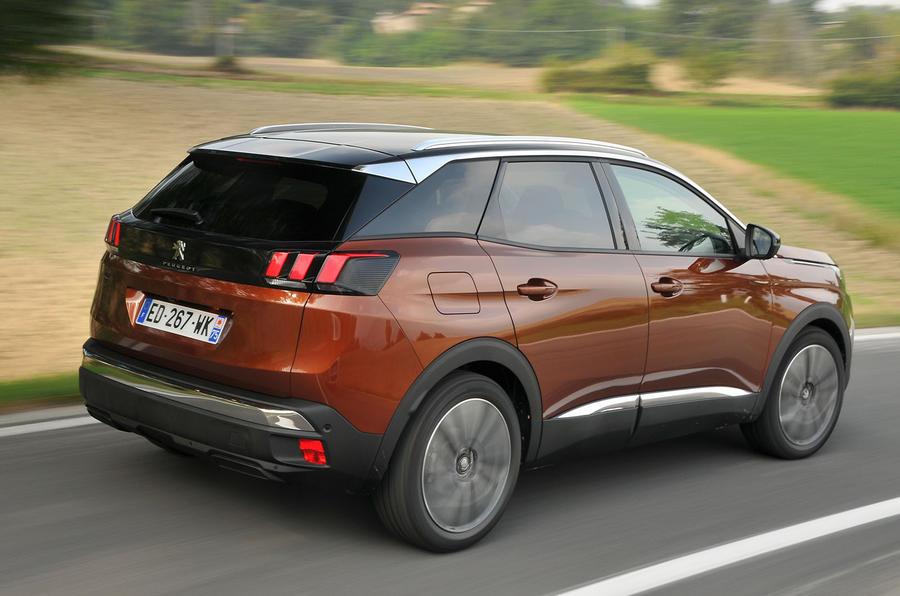 2017 Peugeot 3008 1 2 Puretech Uk Review Review Autocar