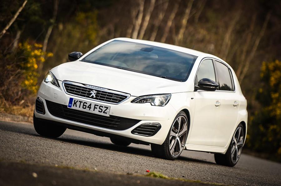 2015 Peugeot 308 Gt 1 6 Thp 205 5dr Review Review Autocar