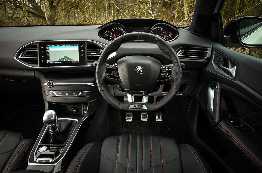 2015 peugeot 308 gt 1.6 thp 205 5dr review review   autocar