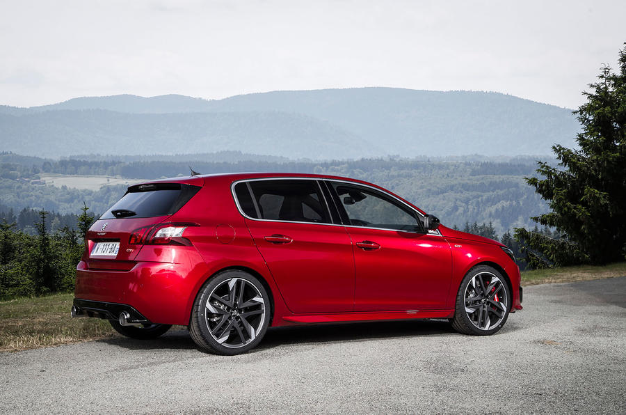 New Peugeot 308 GTi revealed at Goodwood Festival of Speed ...