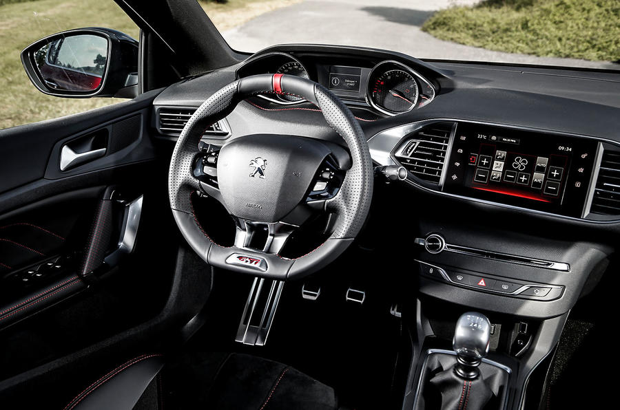 New Peugeot 308 GTi revealed at Goodwood Festival of Speed | Autocar Pug