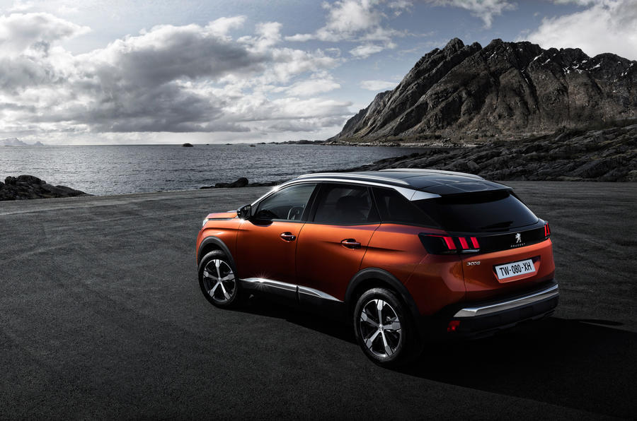 peugeot 3008 plug in hybrid to lead brand 39 s electric push autocar. Black Bedroom Furniture Sets. Home Design Ideas