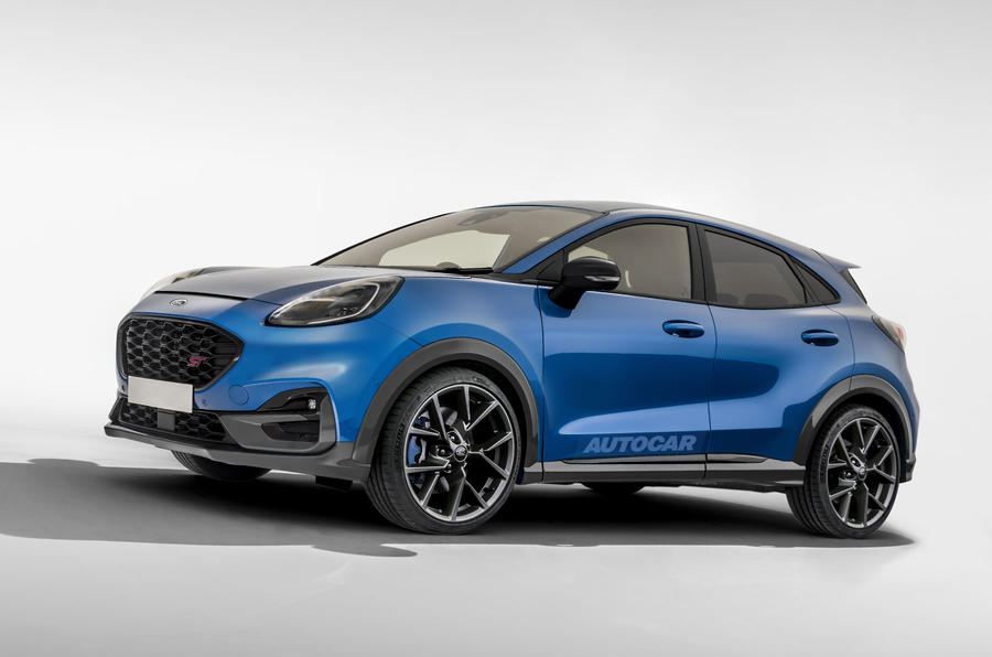 2020 Ford Puma ST: Hot Crossover Laps The 'Ring At Speed