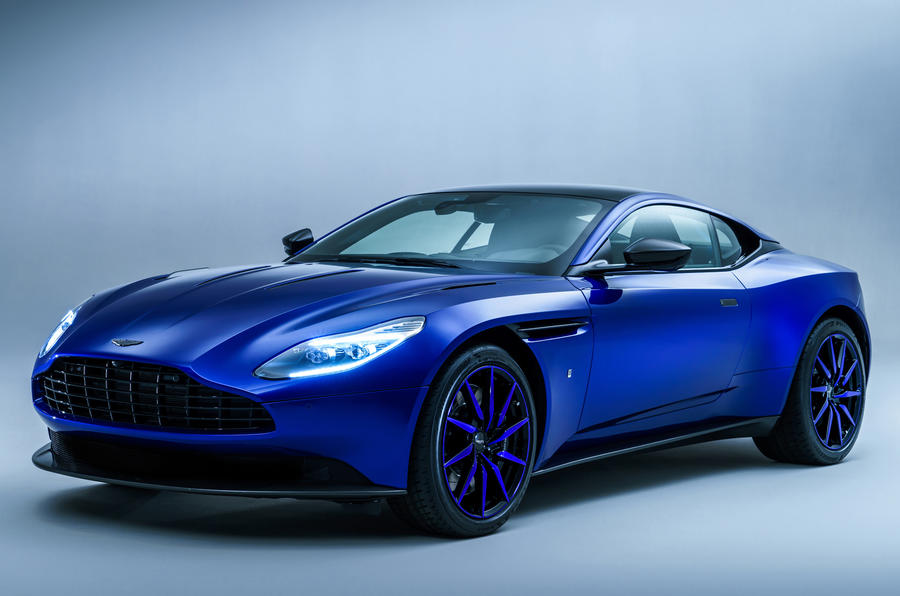 Aston Martin to launch Q Commission service for bespoke models