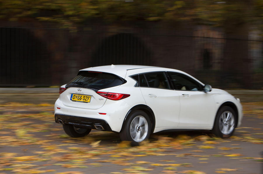 Infiniti Q30 Long Term Test Review A Justified Price Hike Autocar