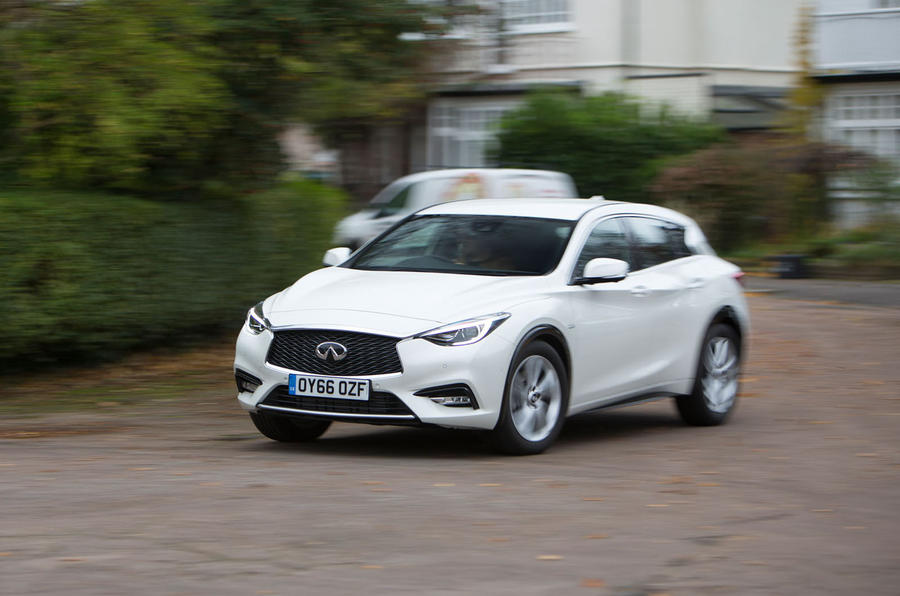 Infiniti Q30 long-term test review: a justified price hike