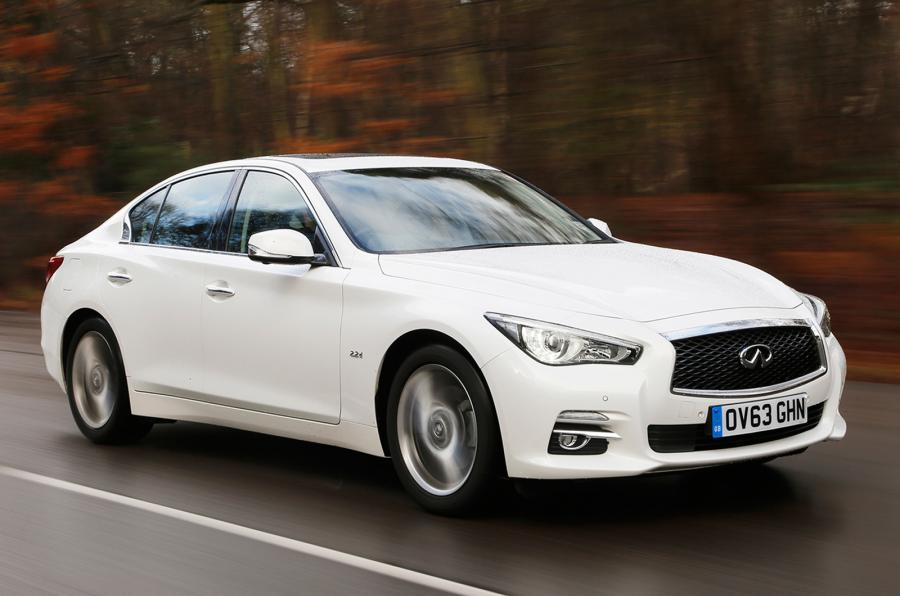 Infiniti Q50 facelift engine V6