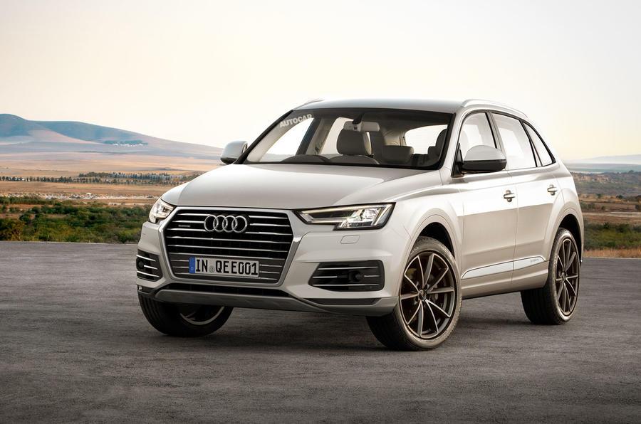 Volkswagen Group Latest Models >> All-new Audi Q5 targets Mercedes GLC | Autocar