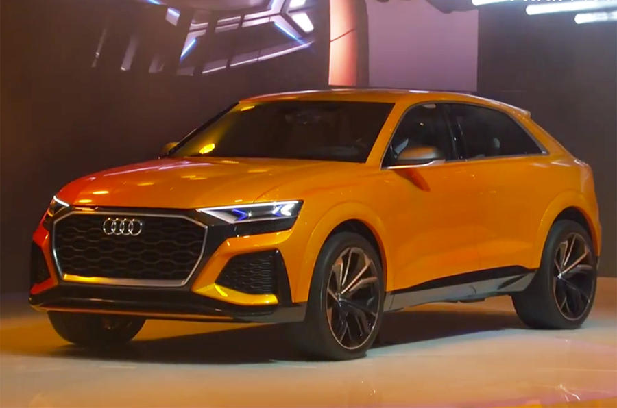 Lithium Ion Battery Pack Audi Q8 Sport Concept ...