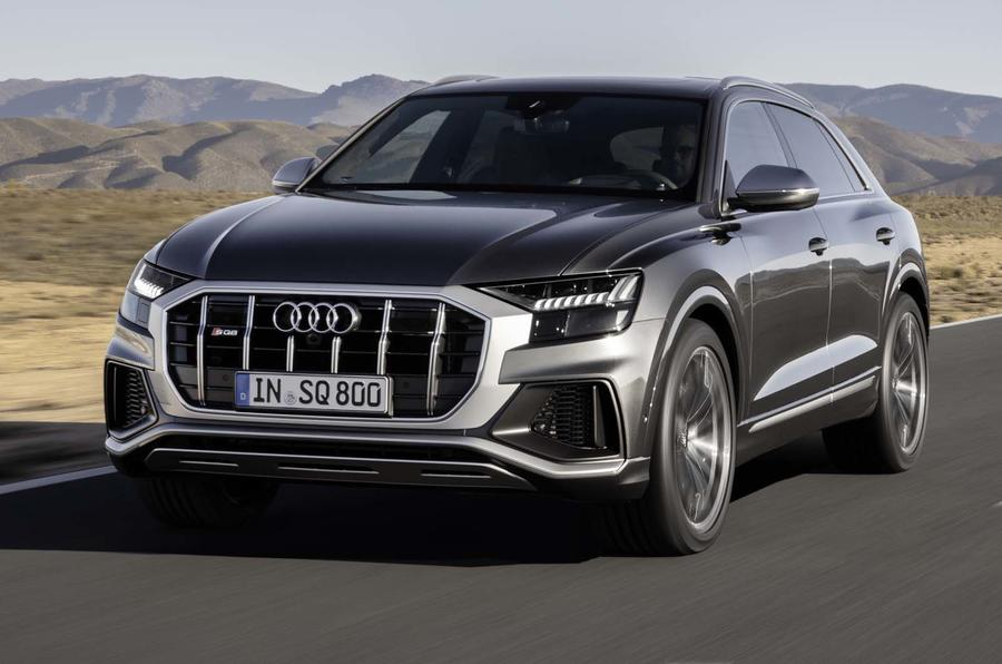 2020 Audi SQ8 performance SUV