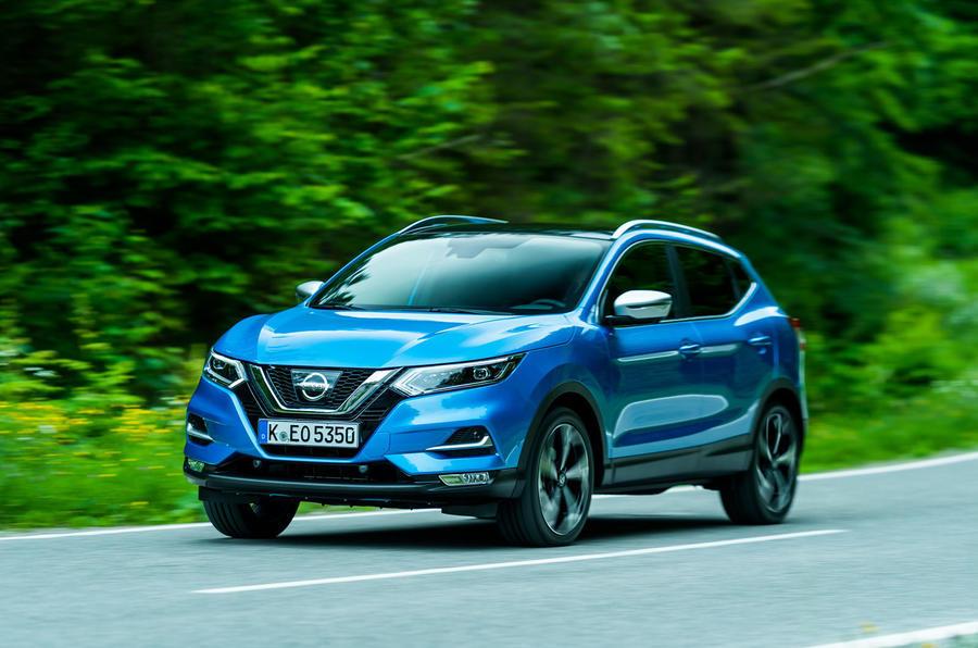 Nissan adds 1.3-litre petrol engine to Qashqai range