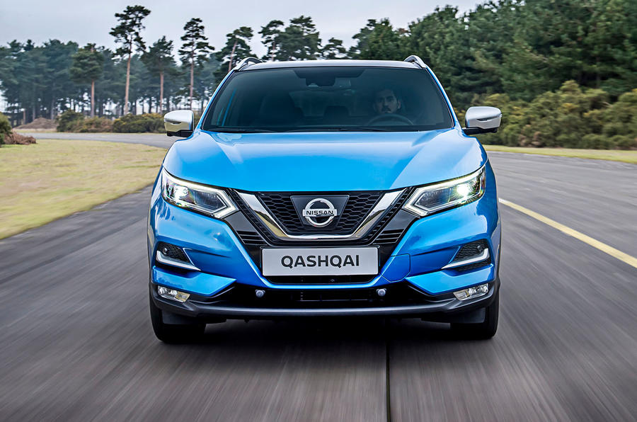 Meet the 2017 Nissan Qashqai