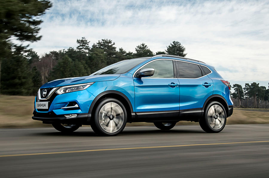 New 2017 Nissan Qashqai smartens up with facelift