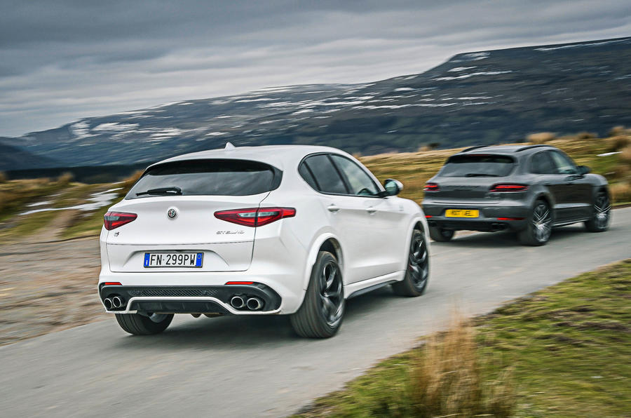 Alfa romeo giulia qv car and driver 12