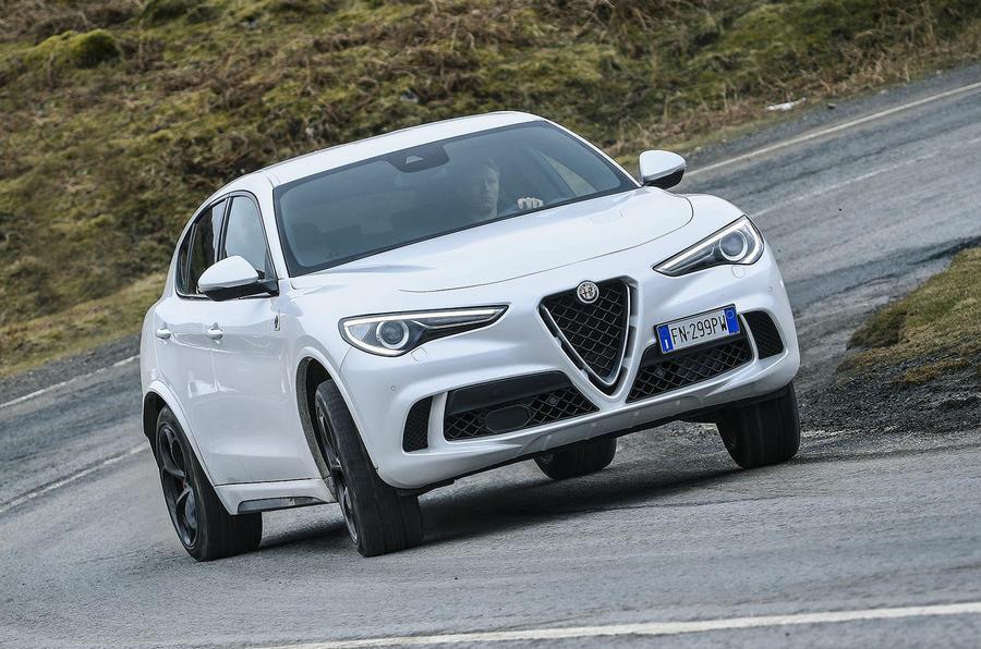 Alfa Romeo Stelvio Quadrifoglio 2018 lead