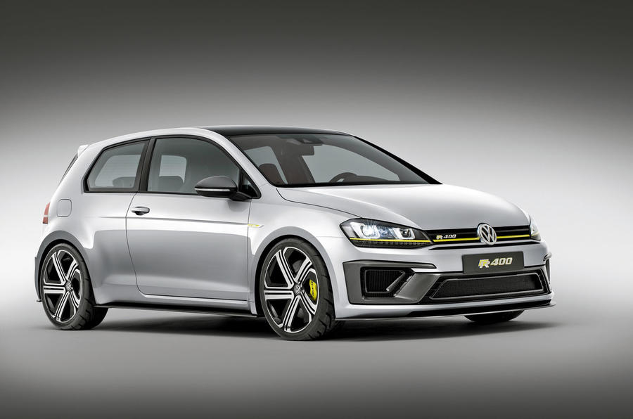 2014 Volkswagen Golf R400