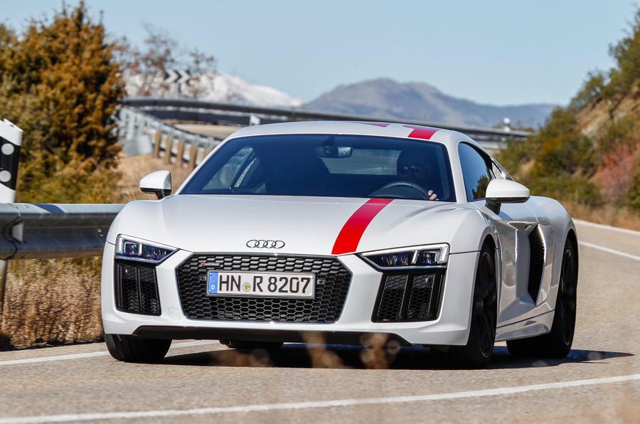 Audi r8 seny foto