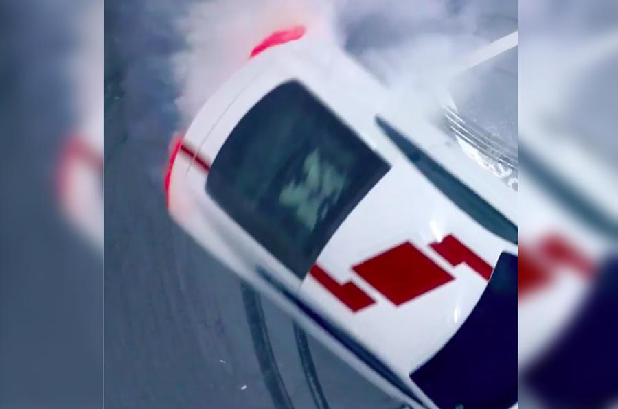 Rear-wheel drive Audi R8 heading to Frankfurt motor show