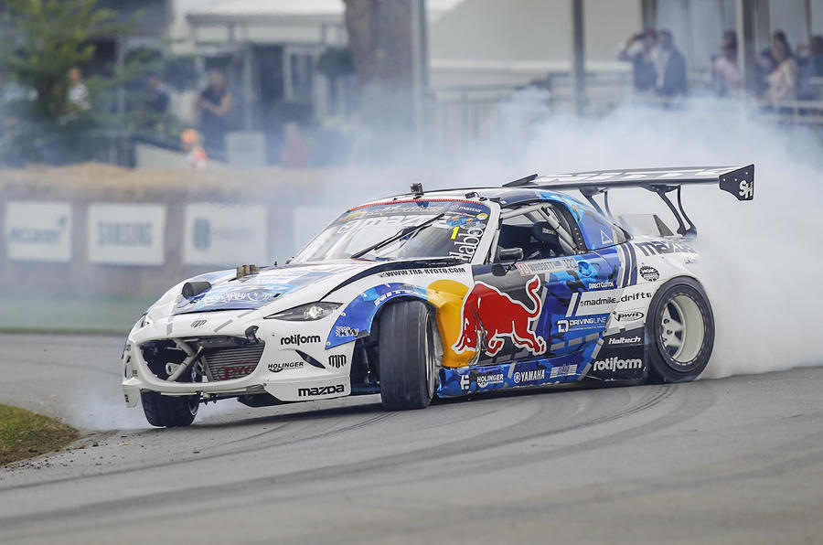 MAZDA MX-5 DRIFT: