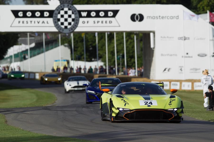 goodwood festival of speed 2017 best of the hillclimb