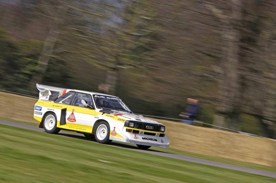 Audi Quattro UR SWB