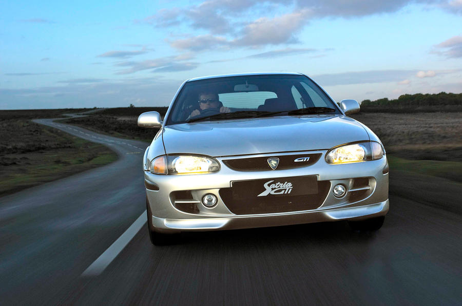 The Proton Satria GTI Lotus got rave reviews in 1999